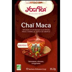 YOGI TEA CHAI MACA