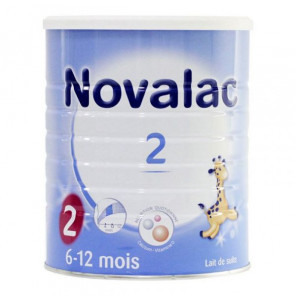 NOVALAC 2 STD LAIT PDR BT800G1