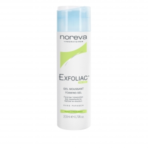Noreva led exfoliac gel moussant 200ml
