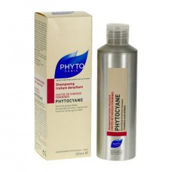 Phyto Phytocyane Shampooing Revitalisant Chutes de Cheveux Féminines 200 ml