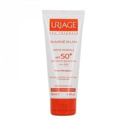 Uriage bariésun crème minérale peaux allergiques spf 50+ 100ml